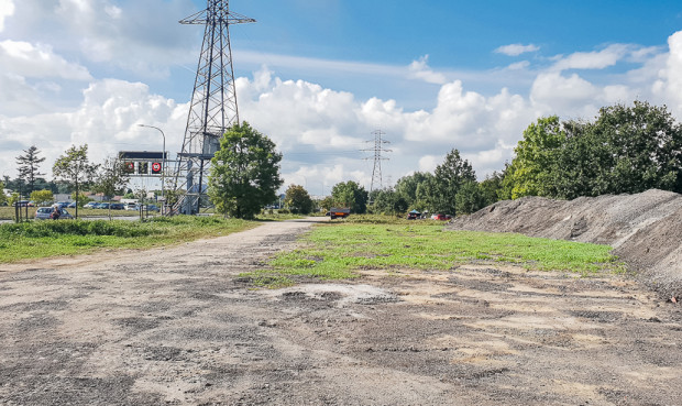 Nowy plan pozwoli rozbudować cmentarz Łostowicki w stronę Trasy W-Z.