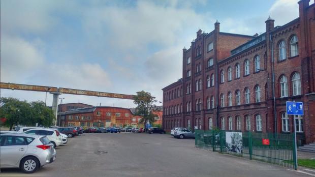 Gruntowną renowację przejdzie także budynek dawnej Dyrekcji. Po remoncie znajdą się w nim biura mniejszych firm.