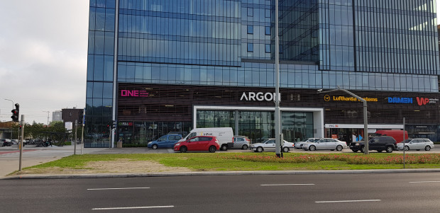 Nowa zawrotka pojawi się tuż przed skrzyżowaniem z Kołobrzeską na wysokości biurowca Argon.