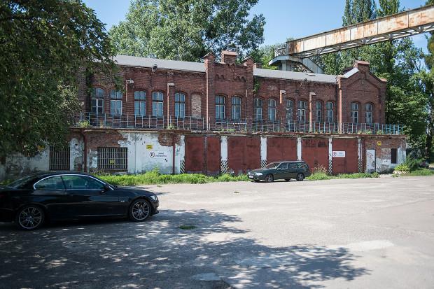 Budynek zabytkowej remizy również przejdzie renowację w pierwszym etapie zagospodarowania Stoczni Cesarskiej.