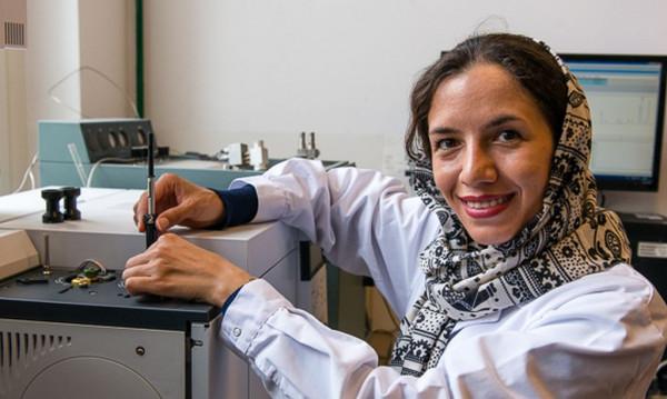 Wysoka jakość badań prowadzonych w Katedrze Chemii Analitycznej to niejedyny powód, dla którego Mansoure zdecydowała się odbyć staż właśnie na Politechnice Gdańskiej.