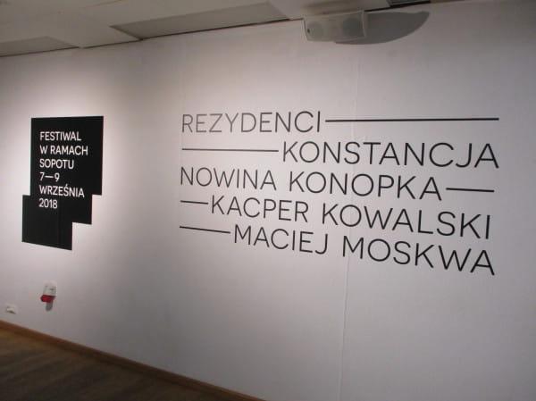 W ramach Sopotu 2018.