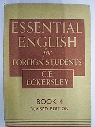 Z takiego podręcznika Agnieszka Osiecka uczyła się języka angielskiego w Sopocie.