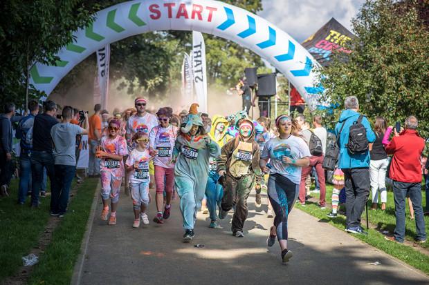 The Color Run to jedna z wyjątkowo oryginalnych imprez dla biegaczy. W sobotę odbędzie się w Gdyni.