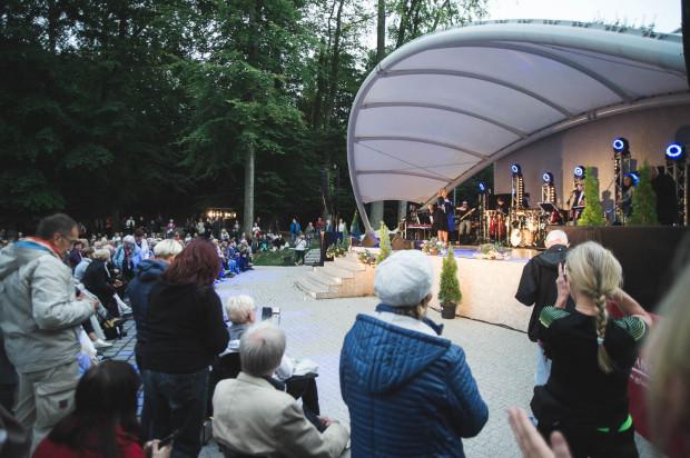 Koncert Katarzyny Skrzyneckiej zakończył sezon w Amfiteatrze Orana.