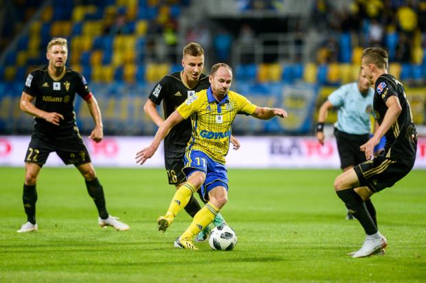 Rafał Siemaszko przedłużył kontrakt z Arką Gdynia do 30 czerwca 2020 roku z opcją na kolejny sezon.