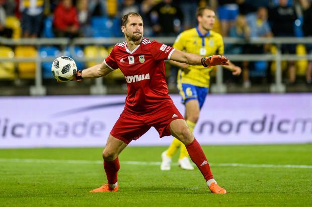 Pavels Steinbors wierzy, że Arka Gdynia po raz trzeci z rzędu zagra w finale Pucharu Polski.