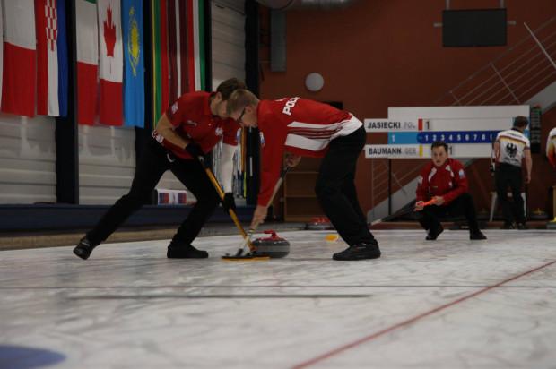 Pierwsza drużyna Sopot Curling będąca także reprezentacją Polski.