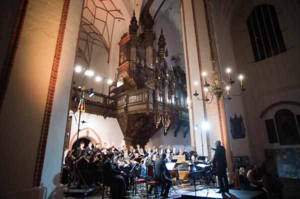 Wykonaniem Wielkiej Mszy h-moll Jana Sebastiana Bacha zainaugurowano jesienną edycję festiwalu Organy Plus.