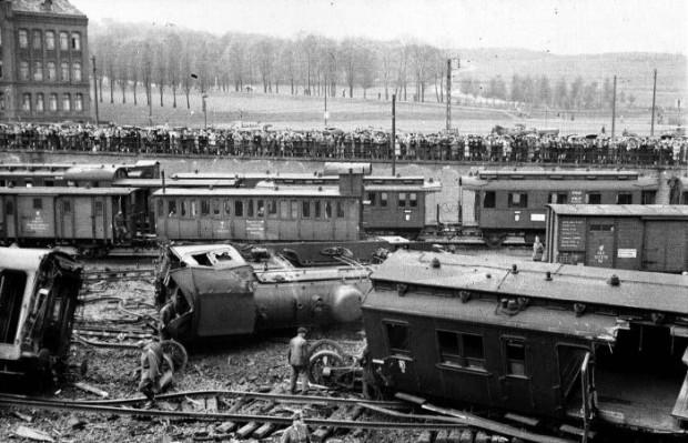 Katastrofy kolejowe omijają obecnie Pomorze. To w dużej mierze skutek poprawy jakości infrastruktury i eliminacji czynnika ludzkiego. Nie można powiedzieć tego o historii XX w.