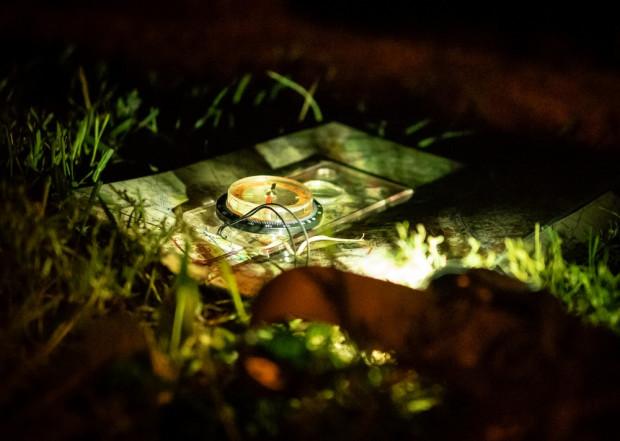 Nocny, Jesienny Tułacz to jedna z najtrudniejszych pod kątem nawigacyjnym wydarzeń wśród imprez na orientację na Pomorzu
