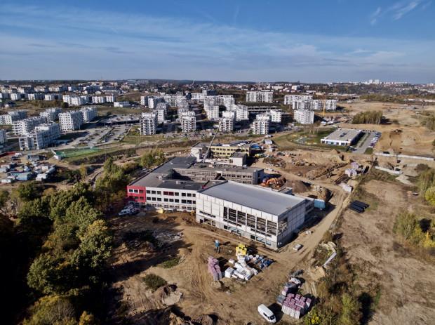 Centrum edukacyjne powstaje na południu Gdańska.