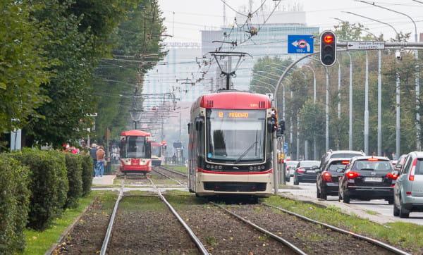 Nowe rozkłady jazdy przygotowano dla wszystkich linii tramwajowych.
