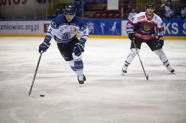 Petr Polodna już w 7 sekundzie otworzył wynik dla MH Automatyki.