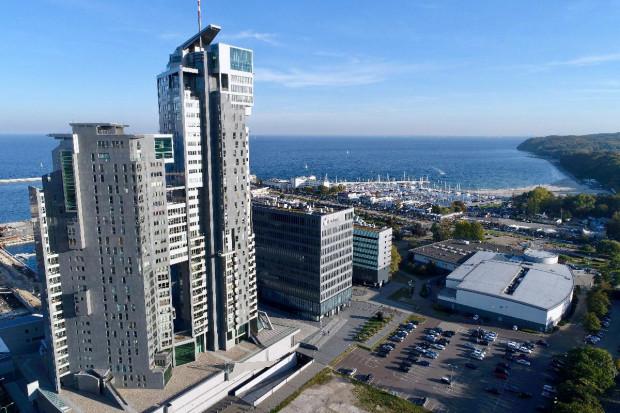 Sea Towers - drugi w Trójmieście, 12. w Polsce.