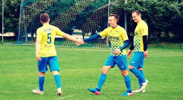 Drużyna Nadmorskiej Ligi Szóstek po raz pierwszy zagra wiosną w okręgowym Pucharze Polski.