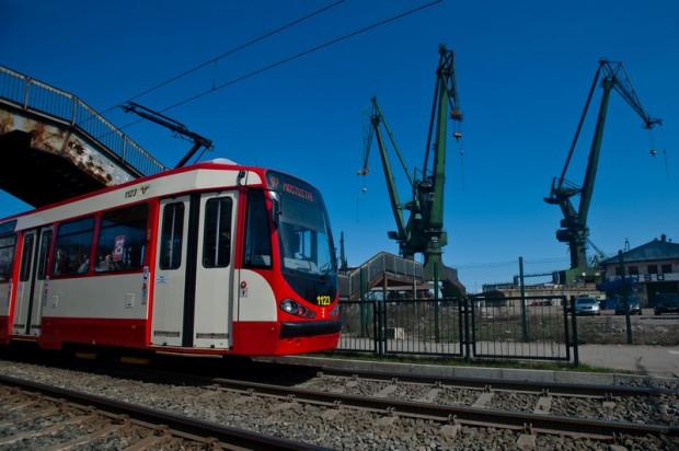 W weekend 20-21 października, tramwaje znikną z ul. Jana z Kolna. Powód: frezowanie torów tramwajowych.