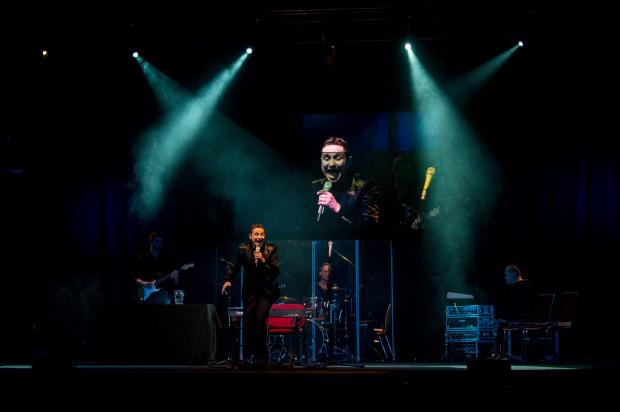 Galę uświetnił energetyczny koncert Janusza Radka.