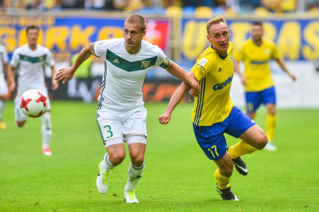 Który z kapitanów po meczu we Wrocławiu będzie miał więcej powodów do zadowolenia: Adam Marciniak czy Piotr Celeban?