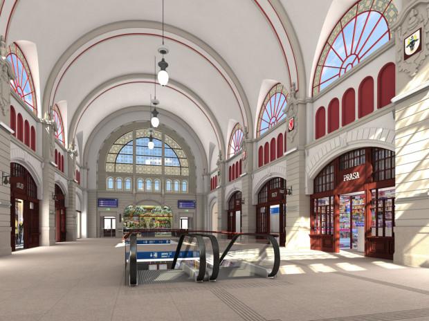 Remont dworca Gdańsk Główny po raz kolejny odsunie się w czasie.