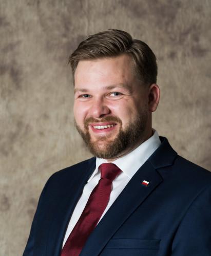 Nowe twarze w gdyńskim PiS to Marcin Bełbot.