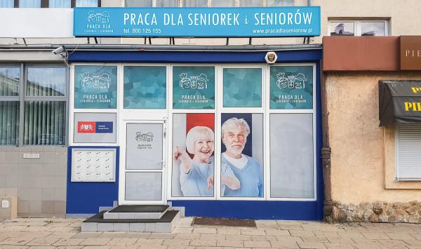 Tak wygląda nowy punkt Gdańskiego Urzędu Pracy we Wrzeszczu.