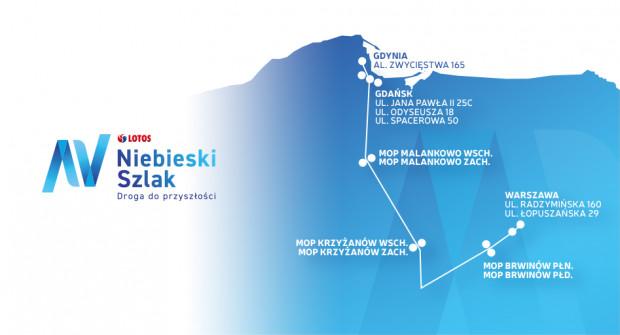 Trasa z Trójmiasta do Warszawy została zelektryfikowana.