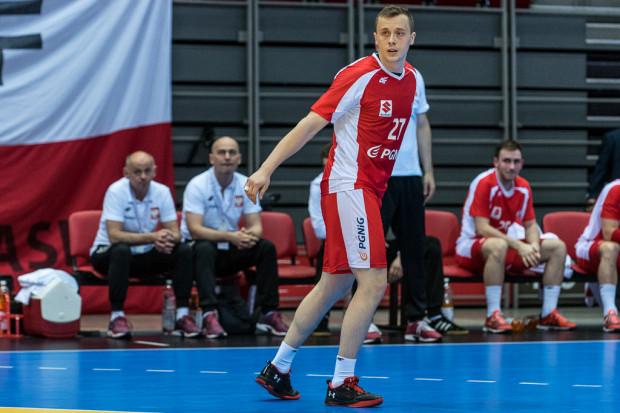 Adrian Kondratiuk nie błysnął w meczu z Izraelem.