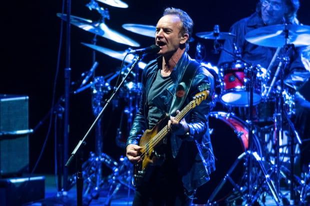 Sting pojawi się 19 listopada w Ergo Arenie. Na scenie towarzyszyć mu będzie raper Shaggy.