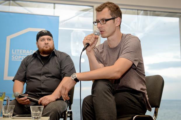 """Piotr Czerski, Debata - Nowe media 19.08.2013 Międzynarodowy Festiwal """"Literacki Sopot"""""""
