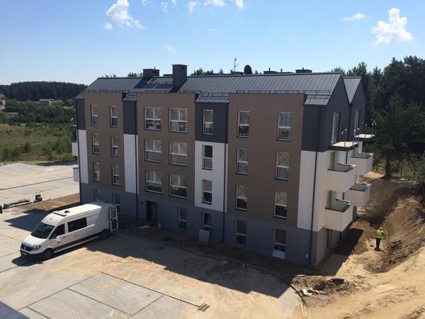Osiedle Mieszkanie Plus w Gdyni rzy ul. Puszczyka. W ciągu kilku godzin wpłynęło 750 wniosków od zainteresowanych. Możliwe, że w przyszłości nabór ogłoszony zostanie także w Gdańsku.