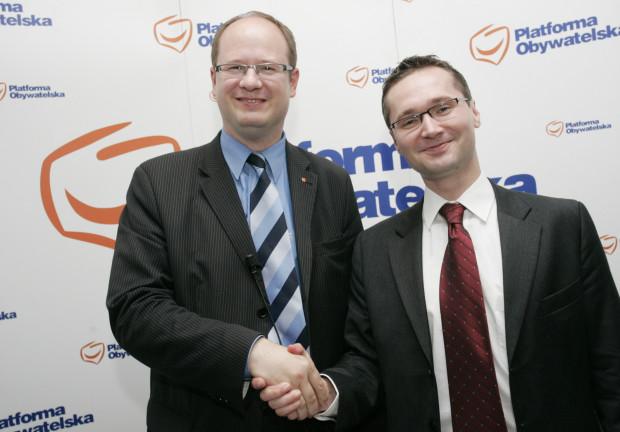 W 2006 roku szefem zwycięskiej kampanii wyborczej Pawła Adamowicza był Jarosław Wałęsa - jego konkurent w wyborach w 2018 r.