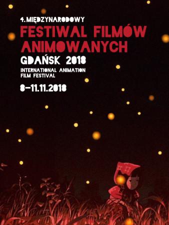 4. Międzynarodowy Festiwal Filmów Animowanych Gdańsk 8-11 listopada 2018 r.
