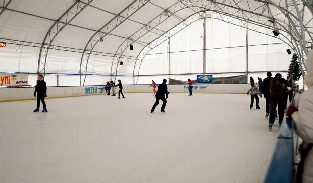 Od tego tygodnia możemy korzystać z lodowiska w Gdyni.