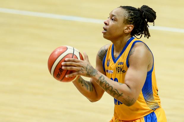 Emma Cannon będzie mogła w sobotę wykazać wyższość w wyścigu po najlepszą zawodniczkę października w Energa Basket Lidze Kobiet.