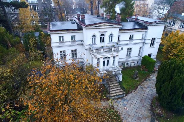 Willa Wernera po II wojnie światowej była siedzibą konsulów Stanów Zjednoczonych, Szwecji i Brazylii.