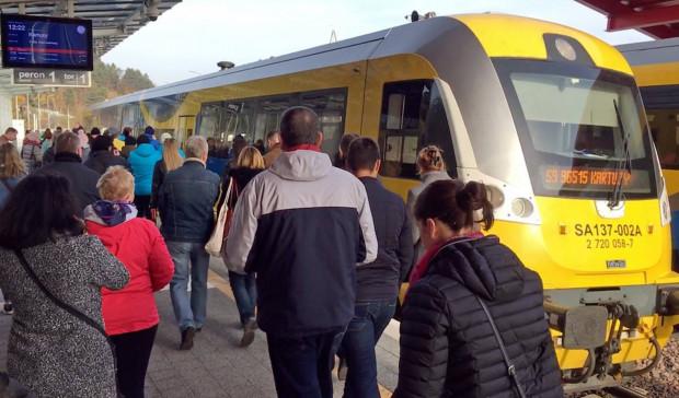 Wszystko wskazuje na to, że po 9 grudnia żółto-niebieskie składy kursujące na linii PKM trafią do Przewozów Regionalnych.