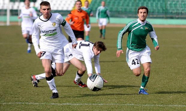 Lechia po raz drugi w tym sezonie w Młodej Ekstraklasie wygrała 3:0. Los Lecha podzielił Śląsk.