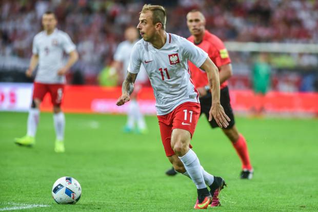 Kamil Grosicki wierzy, że od meczu w Gdańsku znów o piłkarskiej reprezentacji Polski zacznie się mówić pozytywnie.