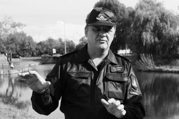 Wojciech Prusak zmarł w wieku 52 lat.