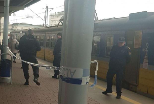 Do pobicia doszło na stacji Gdynia Główna.