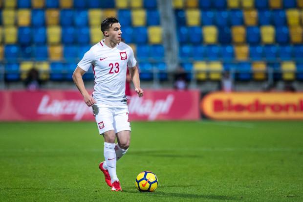 Konrad Michalak wywalczył z reprezentacją Polski awans do mistrzostw Europy 2019 w kategorii do lat 21.