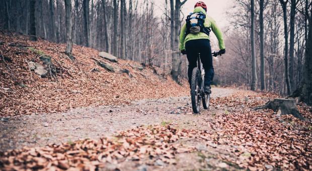 Wycieczka rowerowa jest jedną z atrakcji aktywnego weekendu.