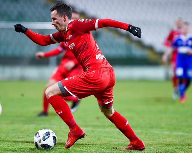 Rafał Wolski wierzy, że przed nim znów lepsze, piłkarskie dni.