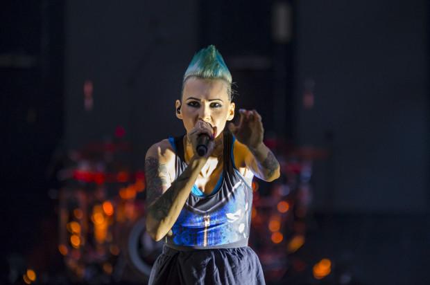Agnieszka Chylińska wydała nową płytę i będzie ją promować w Gdynia Arenie 15 grudnia.
