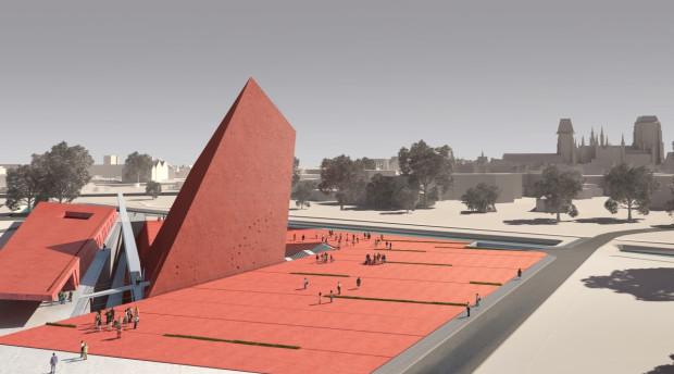 Projekt Muzeum II Wojny Światowej dostał się do finału konkursu na Wydarzenie Historyczne 2010 roku.