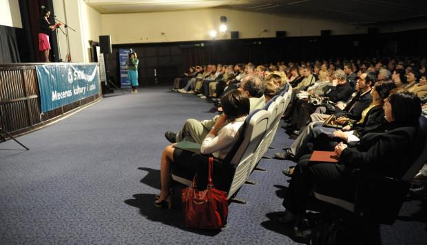 Gdańsk Doc Film to jedyna gdańska impreza filmowa z otwartym konkursem. Na zdjęciu - wręczenie nagród w ubiegłym roku.