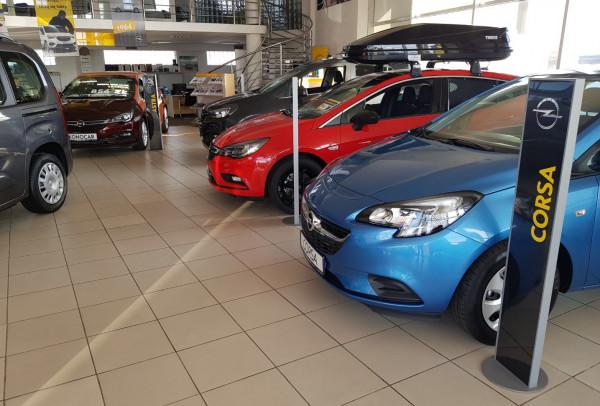 W ofercie wyprzedażowej Opel Corsa dostępny jest od kwoty 36 300 zł.