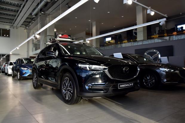 W salonie Mazdy BMG Goworowski rabatów nie ma, ale profitów przy zakupie auta nie brakuje.