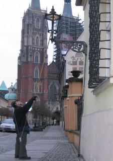 Wrocławski latarnik miejski